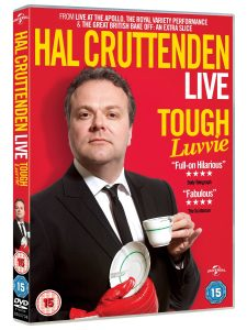 Photo of Hal Cruttenden - Tough Luvvie DVD